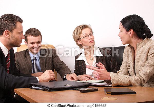 4, pessoas negócio - csp0156658