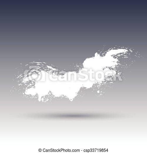 abstratos, grunge, fundo - csp33719854