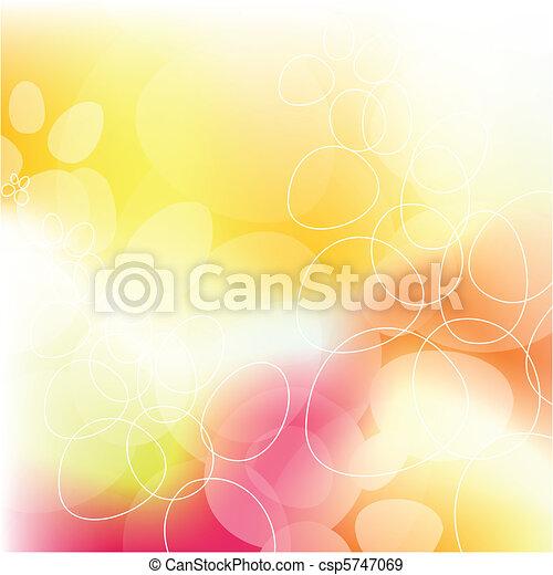 abstratos, modernos, fundo - csp5747069