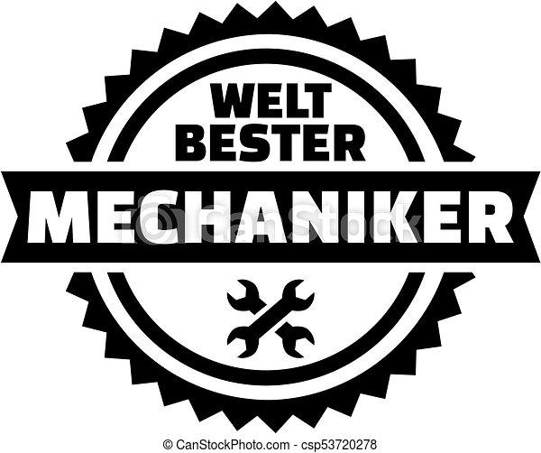 alemão, mundos, melhor, mecânico - csp53720278