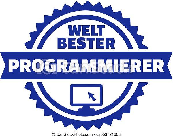 alemão, mundos, programador, melhor - csp53721608