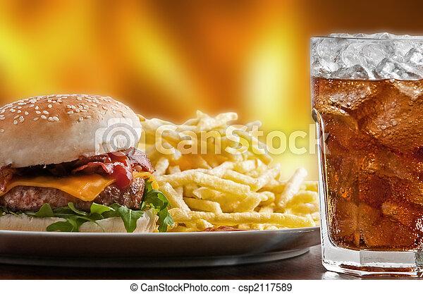 alimento, rapidamente - csp2117589