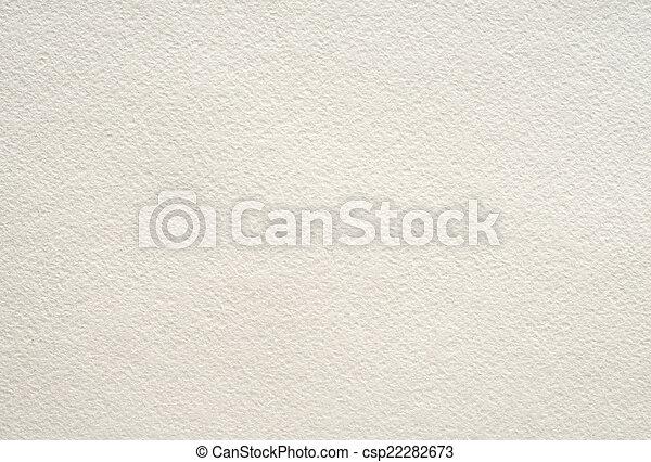 aquarela, papel, textura - csp22282673