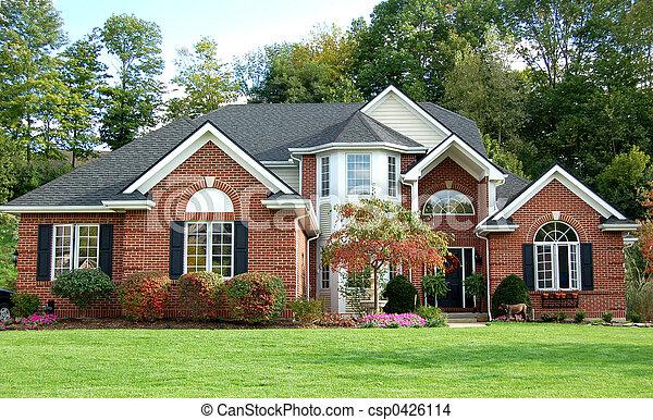 bonito, casa - csp0426114