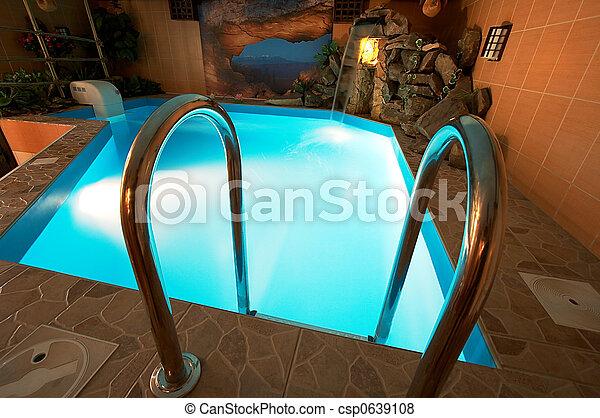bonito, piscina - csp0639108