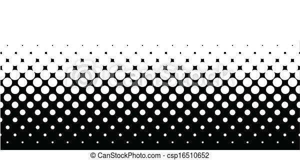 branca, buracos - csp16510652