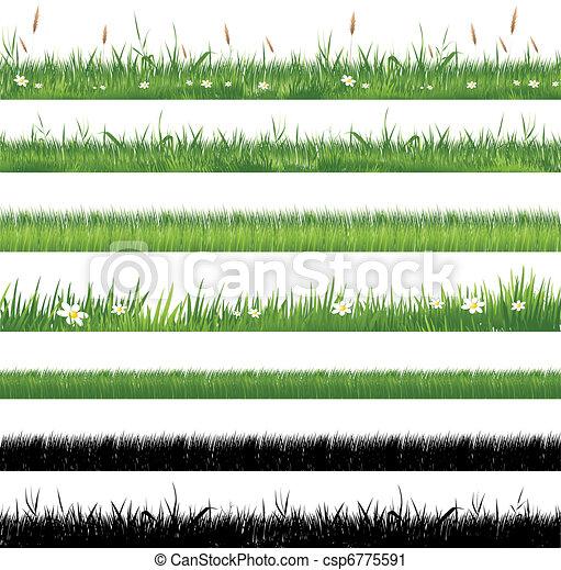 capim, verde, cobrança - csp6775591
