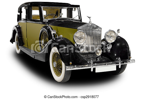 car, clássicas - csp2918077