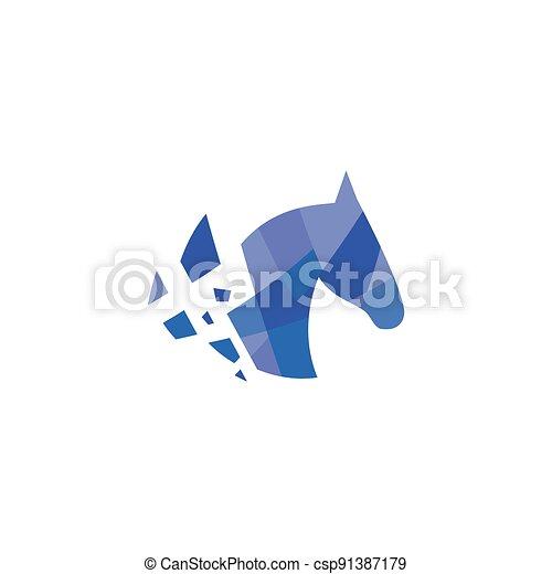 cavalo - csp91387179