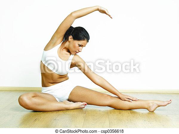 condicão física, tempo - csp0356618