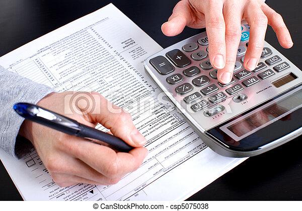 contabilista - csp5075038