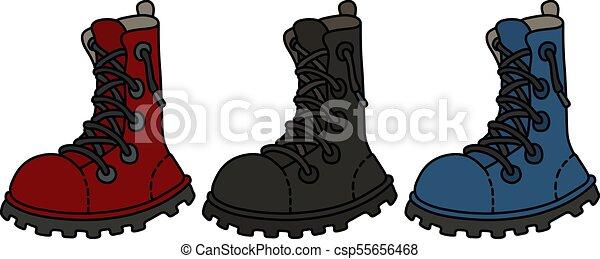 cor, laço, sapatos - csp55656468