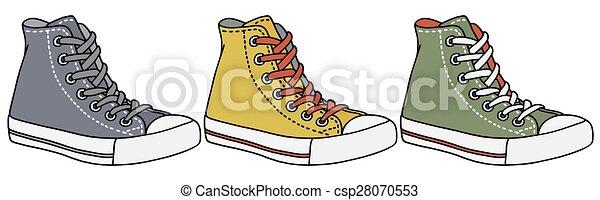 cor, sneakers - csp28070553