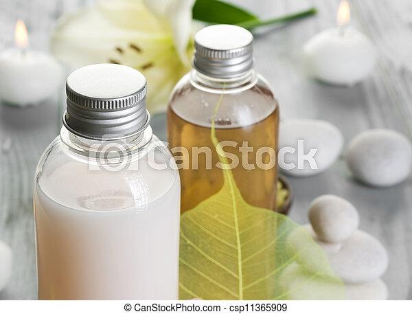 cosméticos, skincare - csp11365909