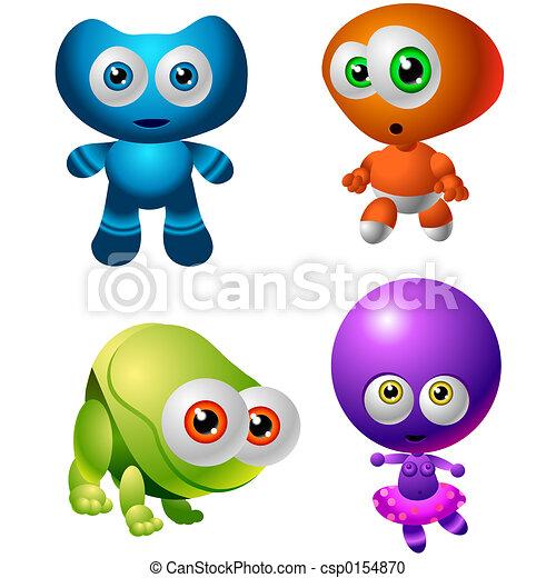 desenhos animados - csp0154870
