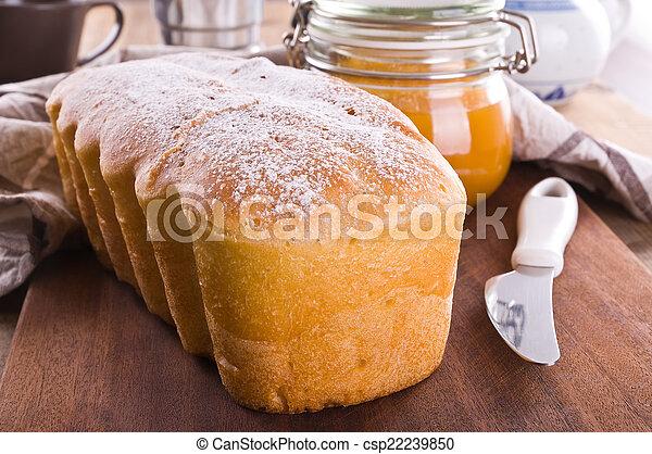 doce, bread. - csp22239850