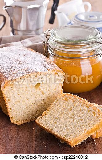 doce, bread. - csp22240012
