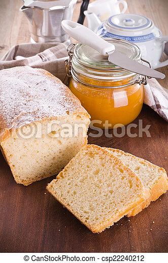 doce, bread. - csp22240212