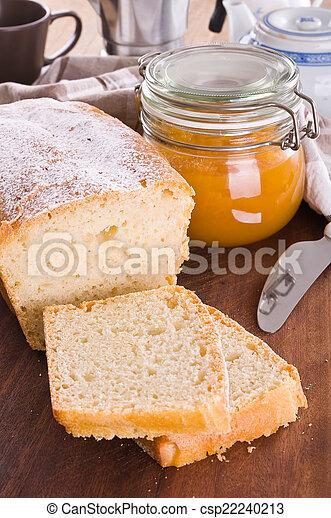 doce, bread. - csp22240213