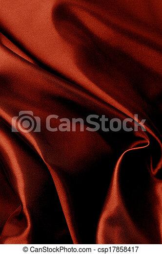 escuro, têxtil, vermelho, experiência. - csp17858417