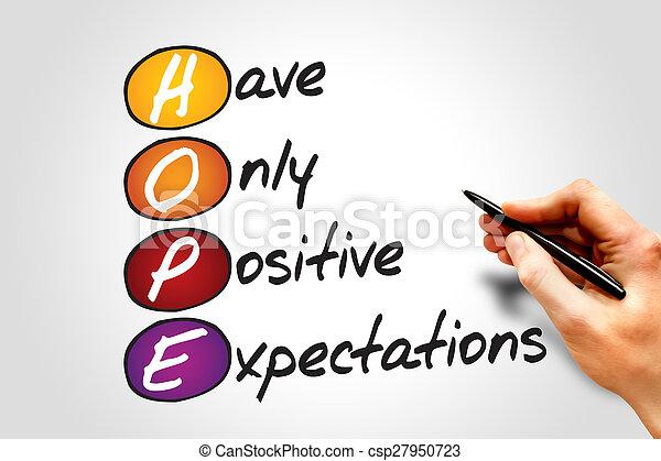 esperança - csp27950723