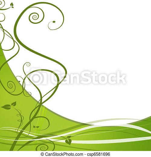 folha videira, experiência verde, natureza - csp6581696