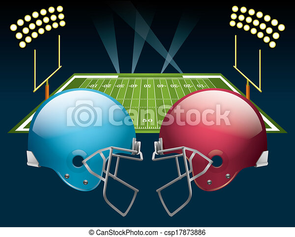 futebol americano - csp17873886