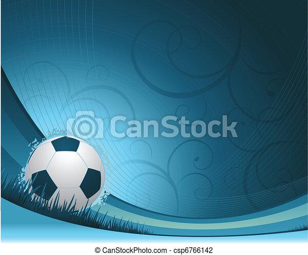 futebol, fundo - csp6766142