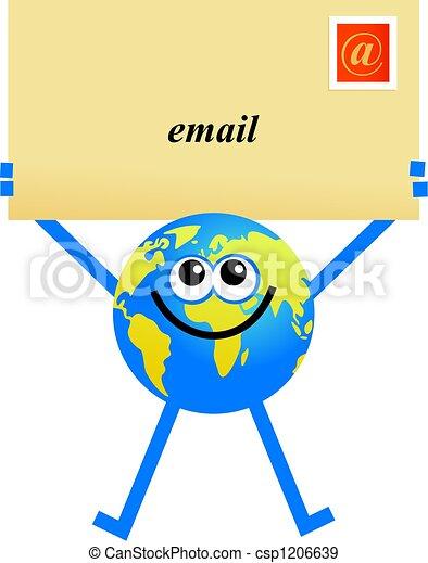 globo, email - csp1206639