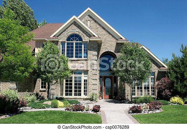 habitação, contemporâneo - csp0076289