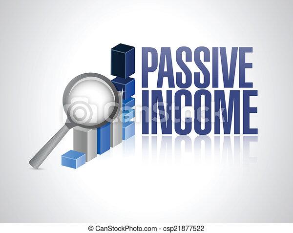 ilustração negócio, sinal, passivo, desenho, renda - csp21877522