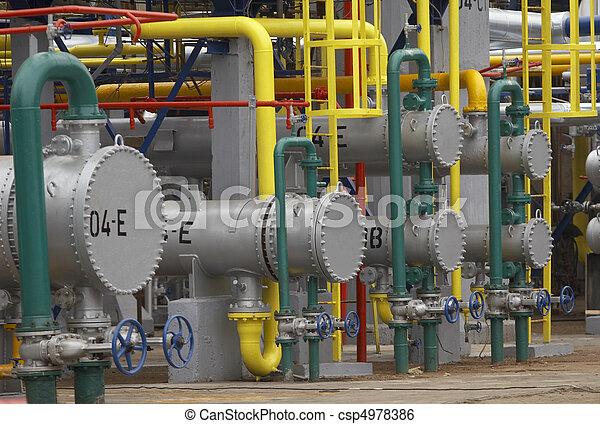 indústria, 4 - csp4978386