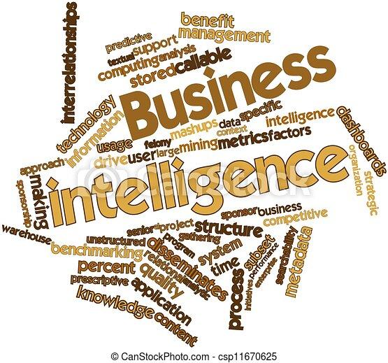inteligência, negócio - csp11670625