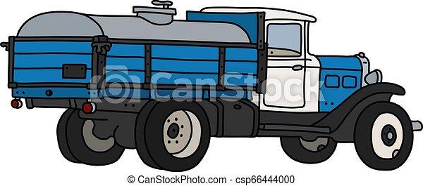 leiteria, caminhão tanque, clássicas - csp66444000