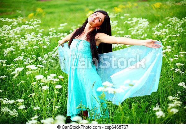 liberdade, natural - csp6468767