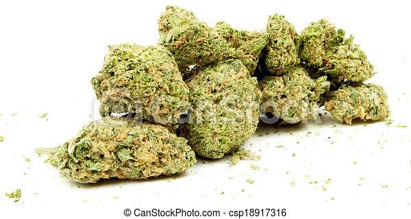marijuana - csp18917316