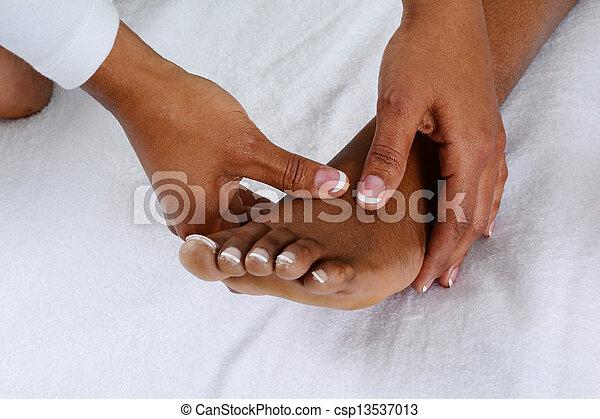 massagem - csp13537013