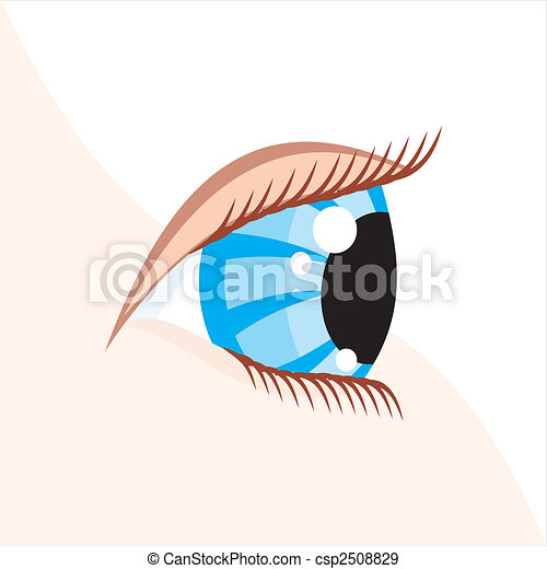 olho - csp2508829