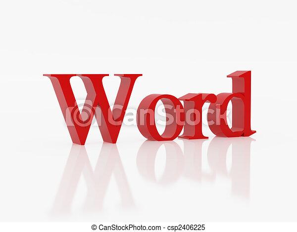 palavra - csp2406225