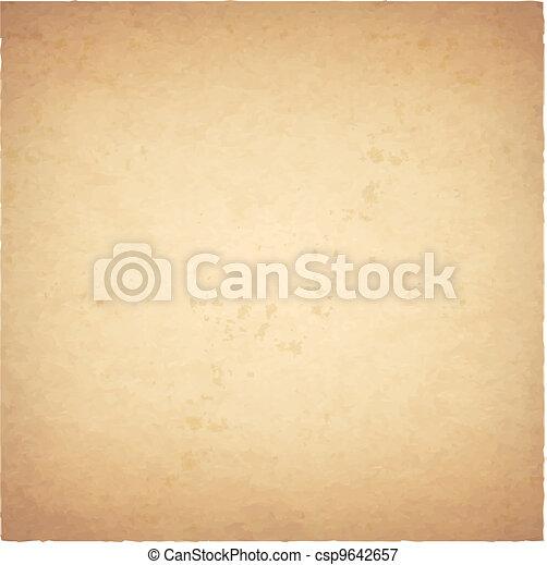 papel, antigas - csp9642657