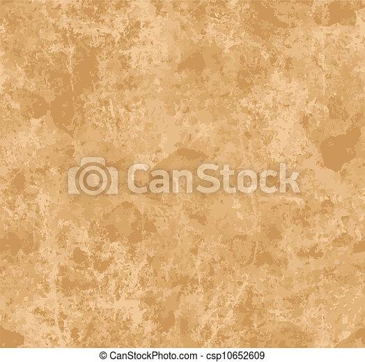 papel, antigas, seamless, textura - csp10652609