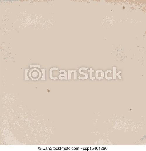 papel, antigas, textura - csp15401290