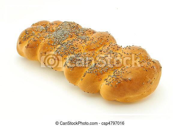 pstry, pão - csp4797016