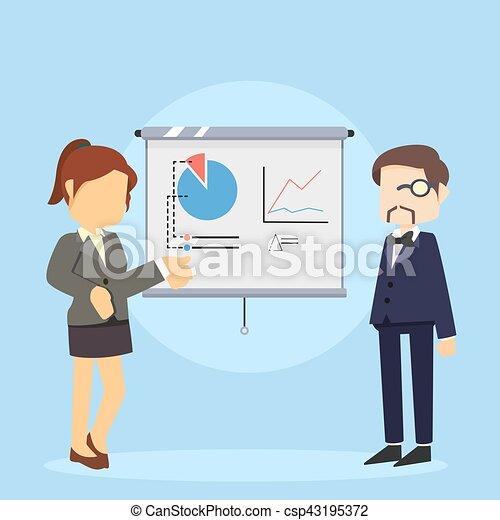 reunião, negócio - csp43195372