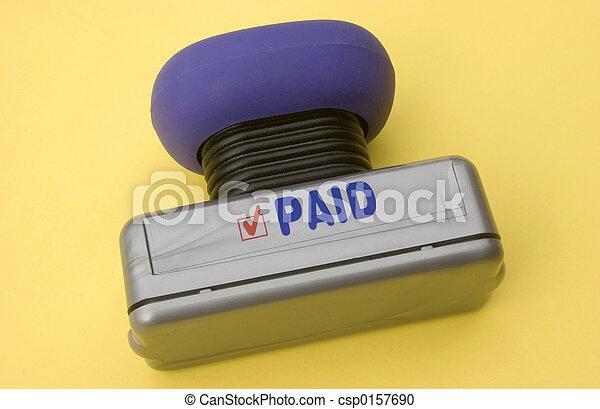 selo, pago - csp0157690