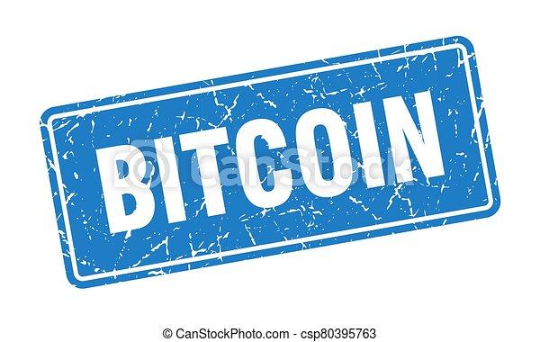 bitcoin stamp