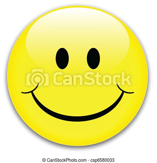 sorrizo, botão - csp6580033