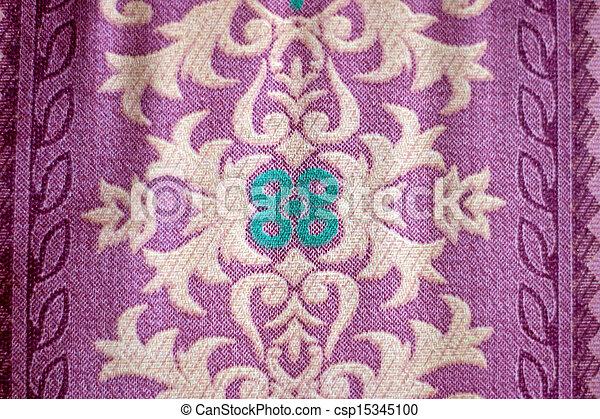 têxtil, fundo - csp15345100