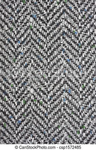 têxtil, tecido lã, fundo - csp1572485