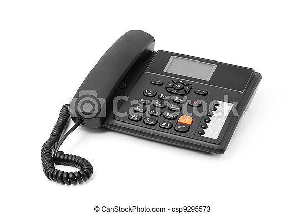 telefone, escritório - csp9295573